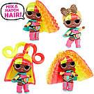 L.O.L. Surprise Hairvibes Dolls Series кукла с волосами 100% Оригинал Кукла Лол MGA, фото 4