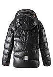 Зимняя пуховая куртка - жилетка для мальчика Reima Martti 531345.9-9990. Размеры 122 - 152., фото 2