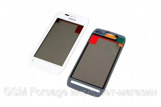 Тачскрин Nokia 603 Original White