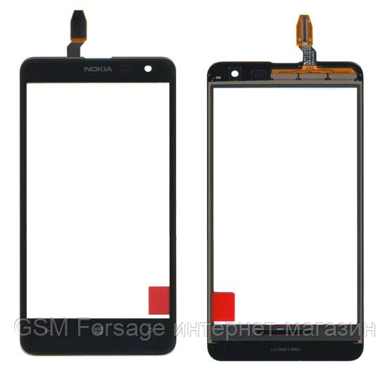 Тачскрин Nokia Lumia 625 Black Original (RM-941)