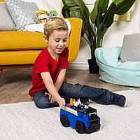 Игрушка Щенячий Патруль Полицейская Спасательная машина трансформер Чейза Paw Patrol