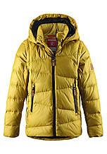 Зимняя пуховая куртка - жилетка для мальчика Reima Martti 531345.9-8600. Размеры 128 - 152.