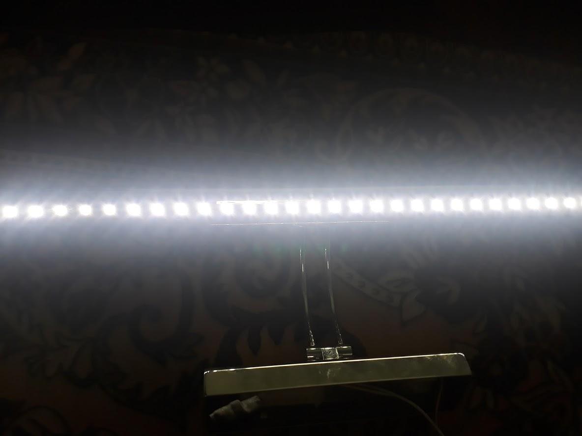 Підсвічування картин і дзеркал LED 8W 4200K (уцінка - з вітрини без коробки за пів ціни)