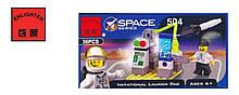 Конструктор Brick 504 космос «Пульт керування польотами»