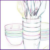 Пластиковий посуд