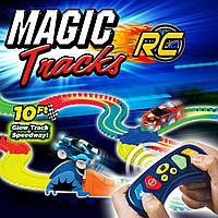 Трек magic Track 200pcs 10Ft с пультом (200 деталей)