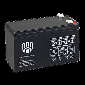 Акумулятор DT 12V 7Аһ Defending Technology, 151х65х93 (мм)