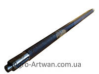Вал привода битеров голый ПРТ-7, ПРТ-10.