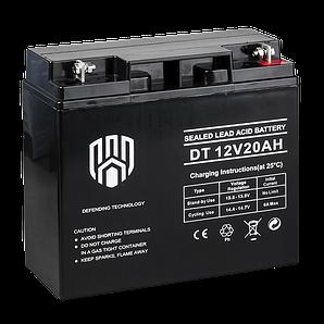 Аккумулятор 12V 20Аh Defending Technology