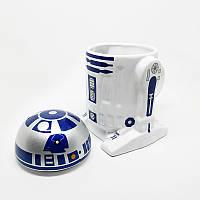 3D чашка R2-D2 (Star Wars/Звездные войны)