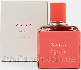 ZARA Orchid Intese EDP 100 ml Парфюмированная вода (оригинал подлинник  Испания)
