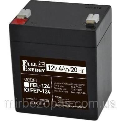 Акумулятор для ДБЖ Full Energy FEP-124, фото 2