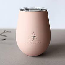 Термо- чашка CayeLife  Flamingo