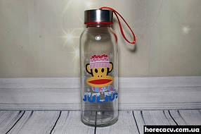 Бутылка детская стеклянная Helios 300 мл (6179)
