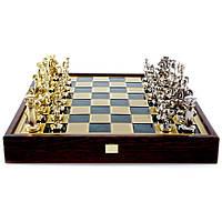 Шахматы эксклюзивные Греко Римский период в элитном кейсе из дерева SK11GRE