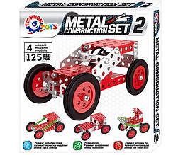 6405 Конструктор металический ТехноК