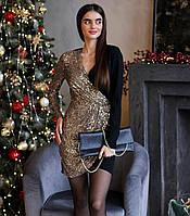Платье с пайетками Rinascimento, фото 1