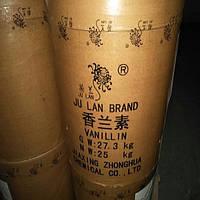 Ванилин кристаллический мешки 25 кг