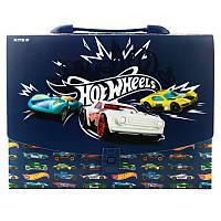 Портфель-коробка Kite Hot Wheels HW19-209
