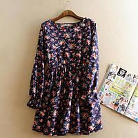 Свободное платье, 10 расцветок