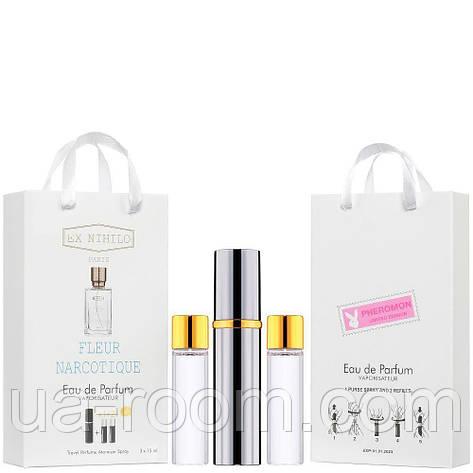 Мини-парфюм унисекс Ex Nihilo Fleur Narkotique, 3х15 мл, фото 2