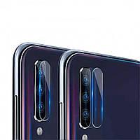 Защитное стекло на камеру для Samsung Galaxy A70