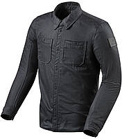 Мото рубашка Rev'it Tracer 2 текстиль темно-синяя, XXL