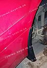 Задние брызговики Mercedes Vito W639 2003-2010, фото 3