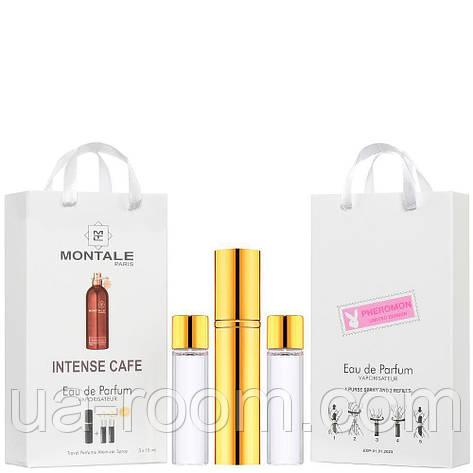 Мини-парфюм унисекс Montale Intense cafe, 3х15 мл, фото 2
