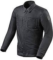 Мото рубашка Rev'it Tracer 2 текстиль темно-синяя, M