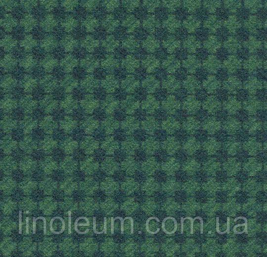 Ковролин в планках Flotex box cross 133014 forest