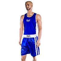 Форма боксерська Ever (в наявності тільки розміри XS і L,синій)