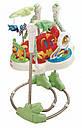 """Детское кресло прыгунки Fisher Price """"Тропический лес, Rainforest"""", фото 2"""
