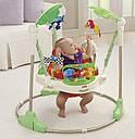 """Детское кресло прыгунки Fisher Price """"Тропический лес, Rainforest"""", фото 4"""