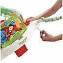 """Детское кресло прыгунки Fisher Price """"Тропический лес, Rainforest"""", фото 6"""