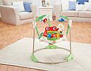 """Детское кресло прыгунки Fisher Price """"Тропический лес, Rainforest"""", фото 10"""