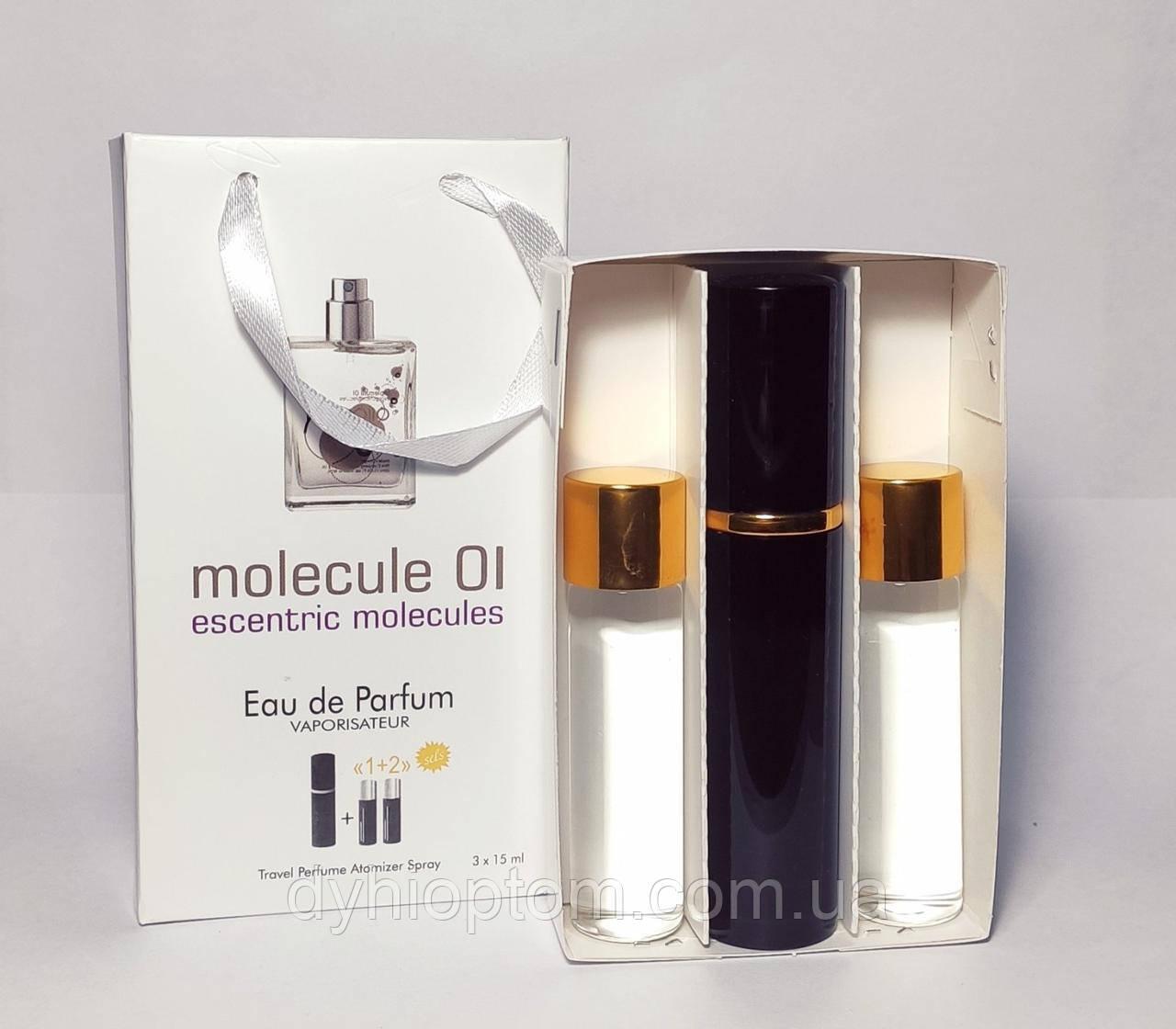Мини духи Escentric Molecules Molecule 01 45ml унисекс