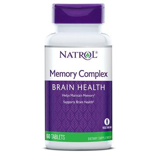 Для мозга Natrol Memory Complex 60 tabs