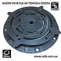 PB-0-S18-24 Регулируемая опора h18-28мм без корректора уклона Buzon терраса отмостка бассейна