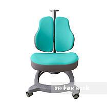 Комплект стол-трансформер  Libro Grey+эргономичное кресло  Diverso Mint FunDesk, фото 2