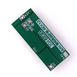Контролер заряду - розряду 2-х Li-Ion акумуляторів, 20А, 18650, BMS 2S, фото 4