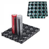 Тримач акумуляторів 18650, 4х5 осередків, фото 1