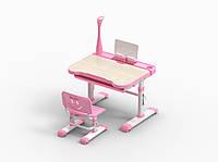 Детская парта со стульчиком FunDesk Bellissima Pink, фото 1