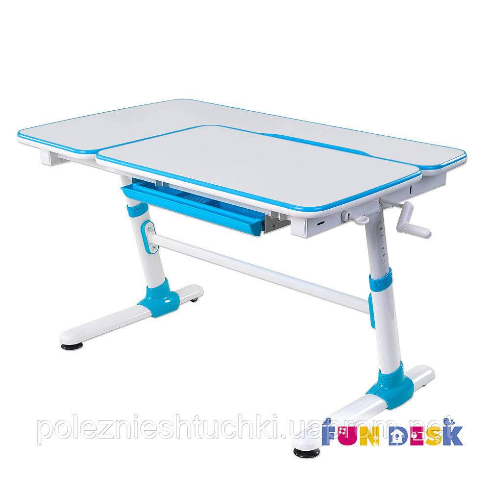 Детский стол-трансформер FunDesk Invito Blue