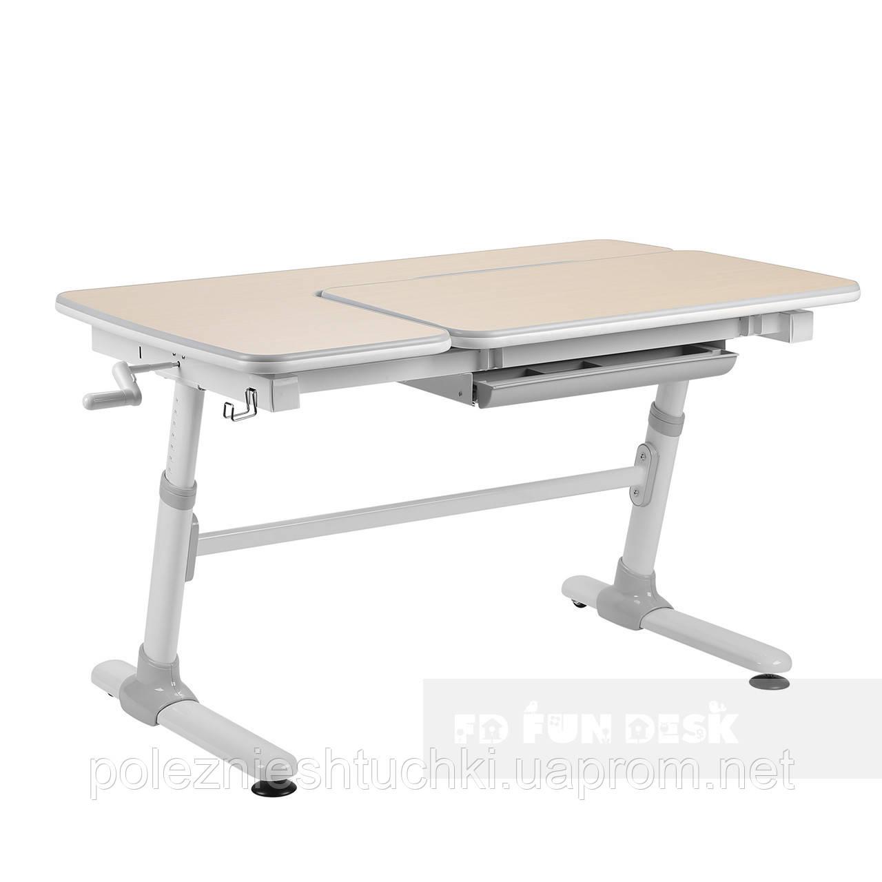 Ученический стол-трансформер FunDesk Invito Grey