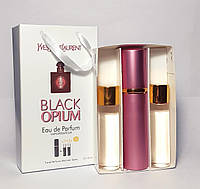 Женские мини духи Yves Saint Laurent Black Opium 45ml