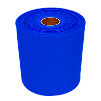 Термоусадочная пленка 300 мм синяя толщина 0.15 мм