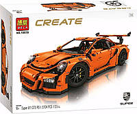 "Конструктор Bela 10570 (аналог Lego Technic 42056) ""Porsche 911 GT3 RS"" 2704 детали"