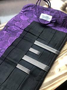 HiyaHiya Sharp DPN Set Набор носочных спиц Металл 15 см