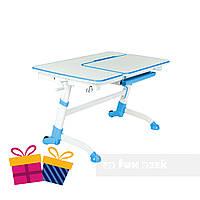 Парта-трансформер для школьника FunDesk Amare Blue, фото 1